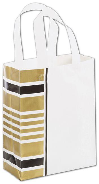 Sleek Style Shoppers, 8 x 4 x 10