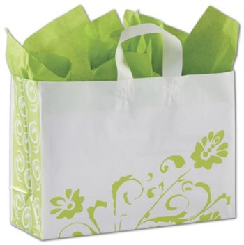 Fresh Greens Shoppers, 16 x 6 x 12