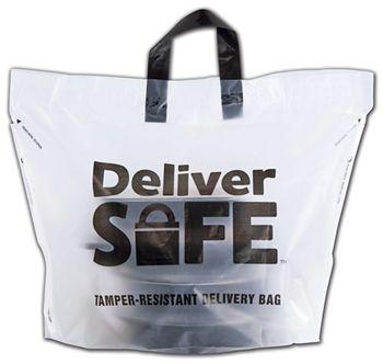Deliver Safe Bags, 21 x 15