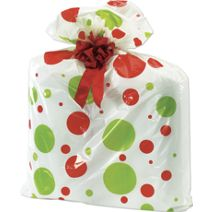 "Holiday Spots Jumbo Bags, 24 x 6 x 42"""