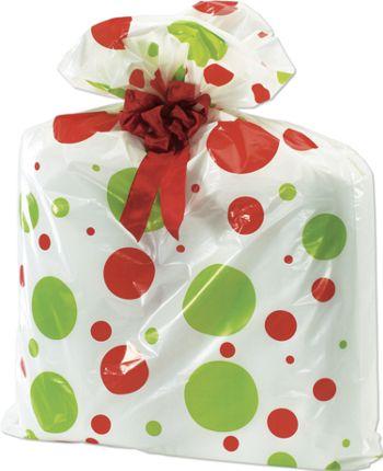 Holiday Spots Jumbo Bags, 24 x 6 x 42