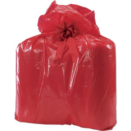 Holiday Big Red Jumbo Bags, 24 x 6 x 42