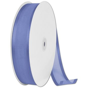"Organza Satin Edge Delphinium Ribbon, 1 1/2"" x 100 Yds"