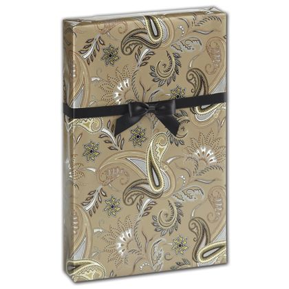 "Fancy Elegance Gift Wrap, 30"" x 208'"
