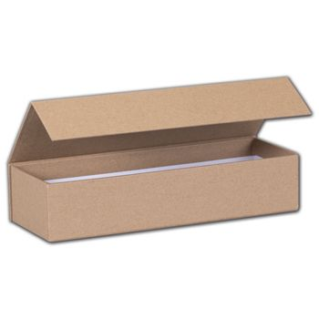 Kraft Malibu Magnetic Boxes, 8 x 2 3/4 x 1 5/8