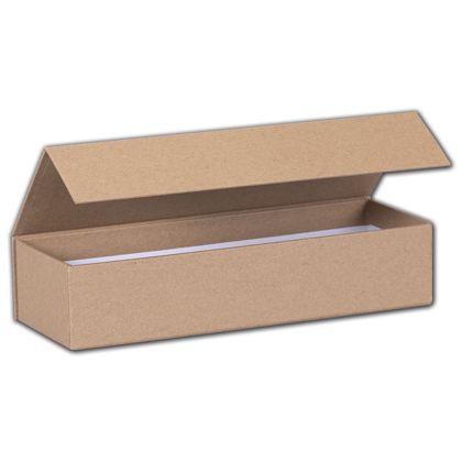 "Kraft Malibu Magnetic Boxes, 8 x 2 3/4 x 1 5/8"""