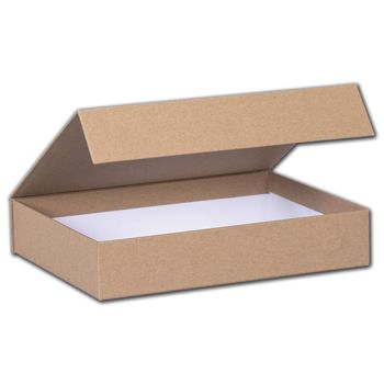 Kraft Malibu Magnetic Boxes, 7 1/4 x 5 1/2 x 1 3/8