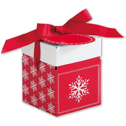 """Presents Please Giftalicious Pop-Up Boxes, 3 x 3 x 3 1/2"""""""