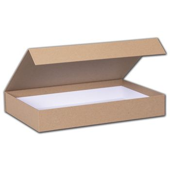 Kraft Malibu Magnetic Boxes, 10 3/4 x 7 1/8 x 1 5/8