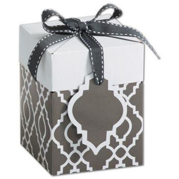 Trippie Trellis Giftalicious Pop-Up Boxes, 4 x 4 x 4 3/4