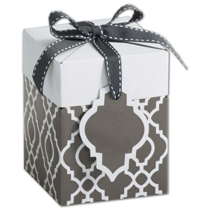 Trippie Trellis Giftalicious Pop-Up Boxes, 4 x 4 x 4 3/4""
