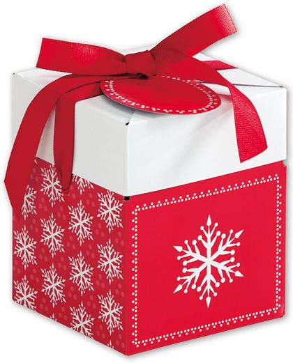 Presents Please Giftalicious Pop-Up Boxes, 4 x 4 x 4 3/4""