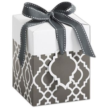 Trippie Trellis Giftalicious Pop-Up Boxes, 5 x 5 x 6