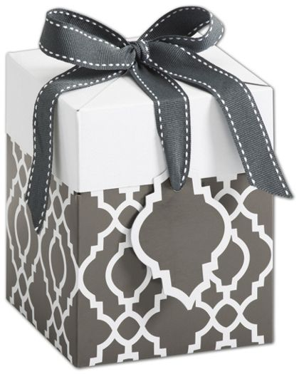 Trippie Trellis Giftalicious Pop-Up Boxes, 5 x 5 x 6""