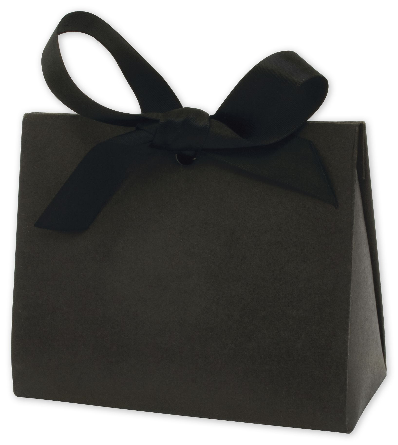 Black Kraft Purse Style Gift Card Holders   Bags and Bows