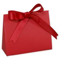 Garnet Purse Style Gift Card Holders, 4 1/2 x 2 x 3 3/4