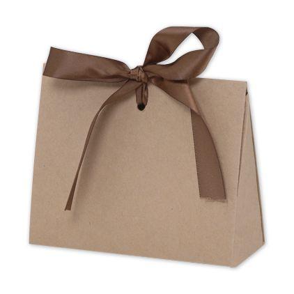 "Kraft Purse Style Gift Card Holders, 4 1/2 x 2 x 3 3/4"""