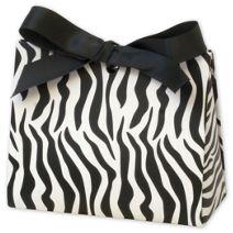 "Zebra Purse Style Gift Card Holders, 4 1/2 x 2 x 3 3/4"""