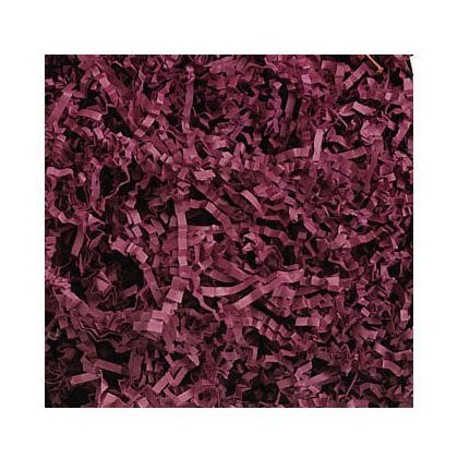 Burgundy Crinkle Cut Fill