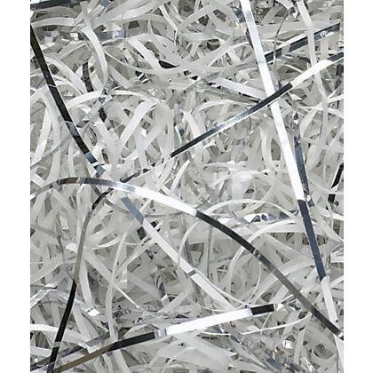 Silver & White Metallic Veryfine Cut Blend Fill