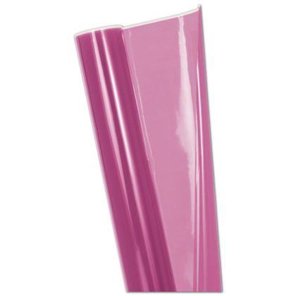 "Pink Polypropylene Film Rolls, 30"" x 100'"