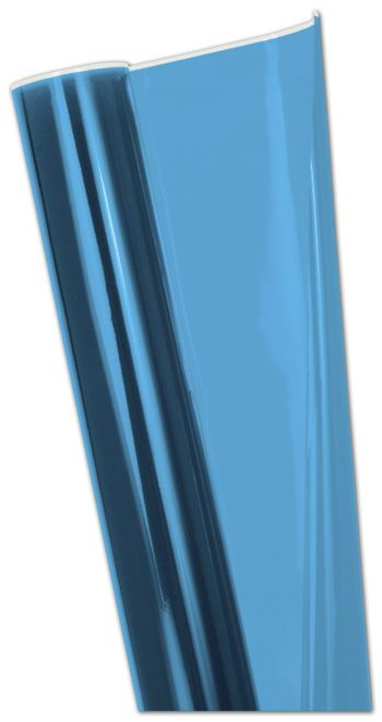 Blue Polypropylene Film Rolls, 30