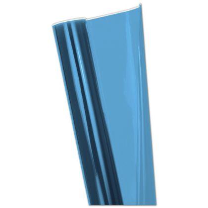 "Blue Polypropylene Film Rolls, 30"" x 100'"