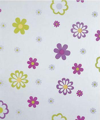 Flower Groove Polypropylene Film Rolls, 30