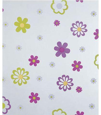 "Flower Groove Polypropylene Film Rolls, 30"" x 100'"