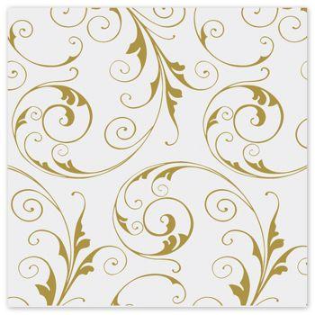 Gold Jewel Polypropylene Film Rolls, 30