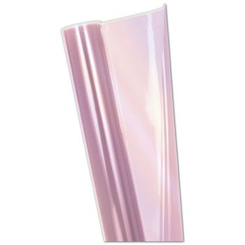 Iridescent Polypropylene Film Rolls, 30
