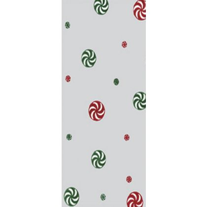 "Christmas Mint Polypropylene Film Rolls, 30"" x 100'"