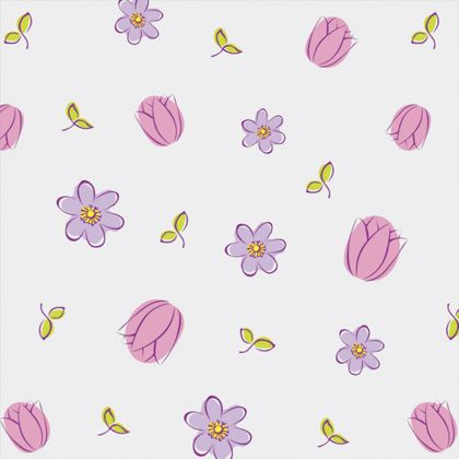 "Simply Flowers Polypropylene Film Rolls, 30"" x 100'"
