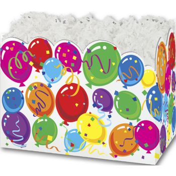 Celebrate Gift Basket Boxes, 10 1/4 x 6 x 7 1/2