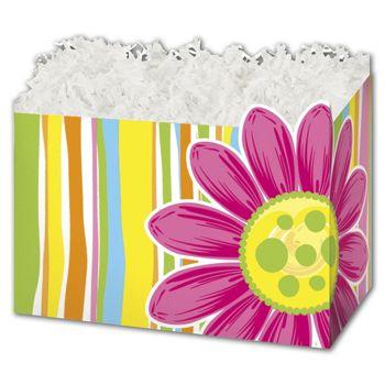 Citrus Garden Gift Basket Boxes, 10 1/4 x 6 x 7 1/2