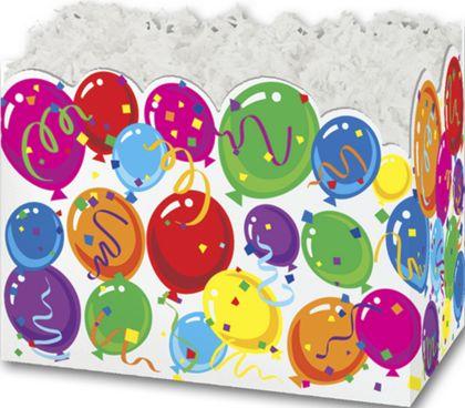 """Celebrate Gift Basket Boxes, 6 3/4 x 4 x 5"""""""