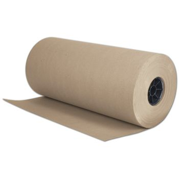 Recycled Kraft Paper Rolls, 18