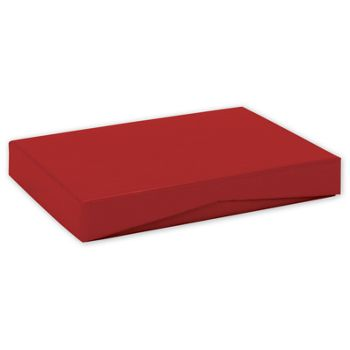 Red Pop-Up Gift Card Boxes, 4 5/8 x 3 3/8 x 5/8