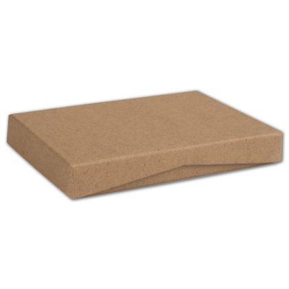 Natural Kraft Pop-Up Gift Card Boxes, 4 5/8 x 3 3/8 x 5/8