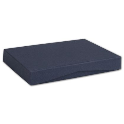 Navy Matte Pop-Up Gift Card Boxes, 4 5/8 x 3 3/8 x 5/8