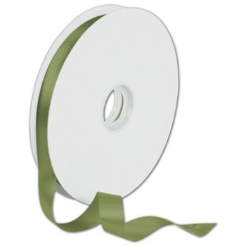 Dyna Moss Satin Ribbon, 5/8