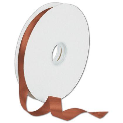 """Dyna Copper Satin Ribbon, 5/8"""" x 100 Yds"""