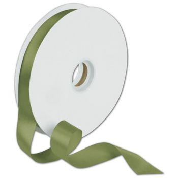 Dyna Moss Satin Ribbon, 7/8