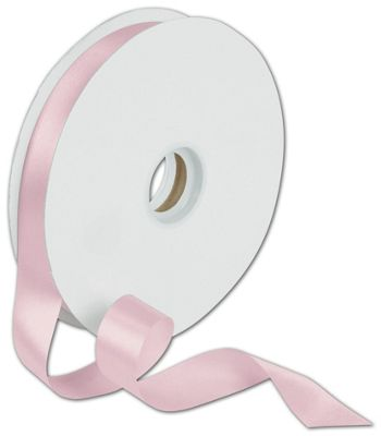 Dyna Pink Satin Ribbon, 7/8