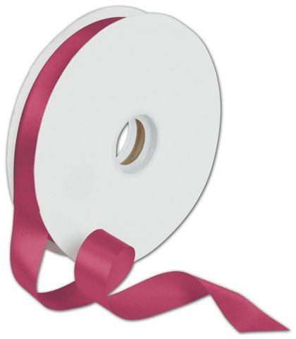 "Dyna Cyclamen Satin Ribbon, 7/8"" x 100 Yds"
