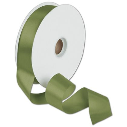 "Dyna Moss Satin Ribbon, 1 3/8"" x 100 Yds"