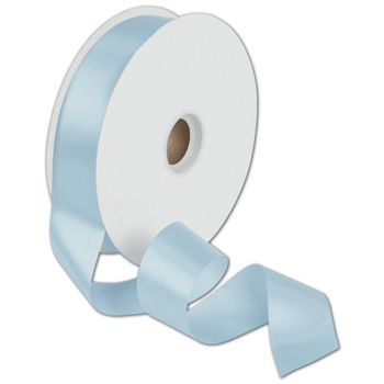 "Dyna Light Blue Satin Ribbon, 1 3/8"" x 100 Yds"