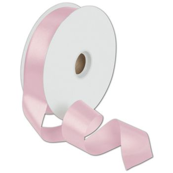 Dyna Pink Satin Ribbon, 1 3/8