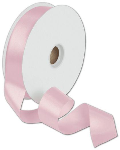 """Dyna Pink Satin Ribbon, 1 3/8"""" x 100 Yds"""