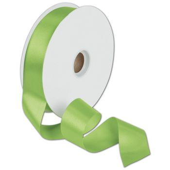 Dyna Citrus Satin Ribbon, 1 3/8